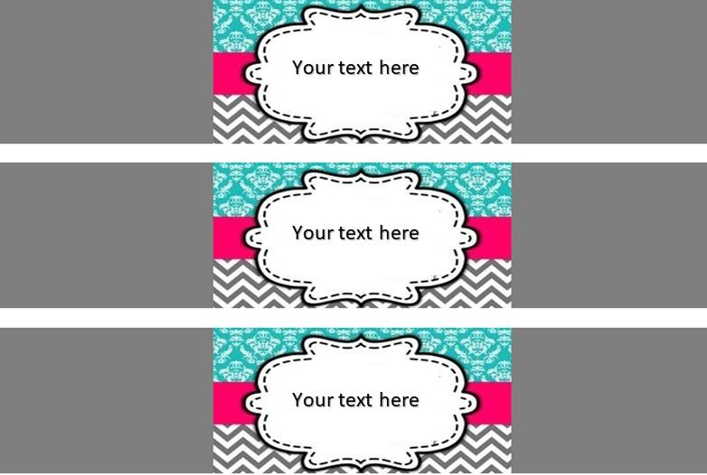 Small Label Template from www.bestofficefiles.com