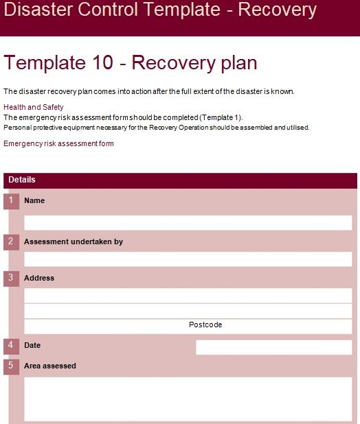 Free Plan Template 05