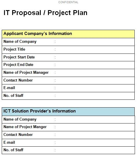 IT Proposal Template 02