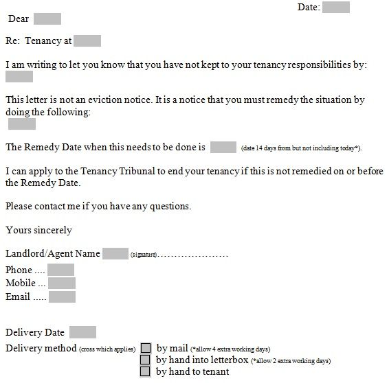 Letter To Landlord To Rent from www.bestofficefiles.com