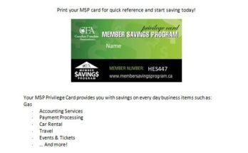 Membership Card Template 05