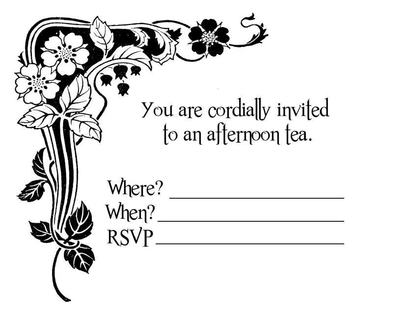 Graduation Party Invitation Template 08