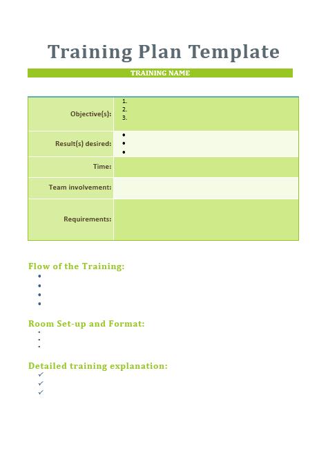 Training Manual Template 11