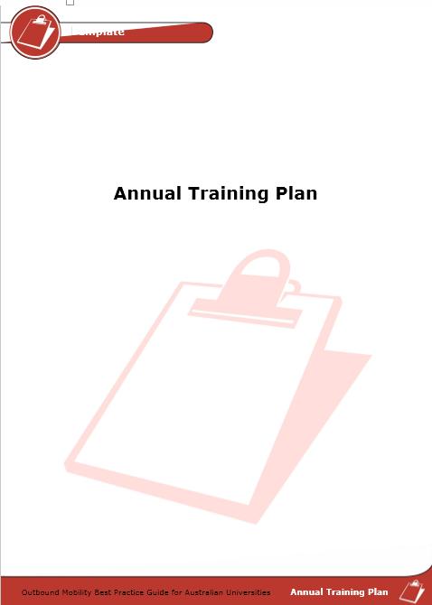 Training Manual Template 19